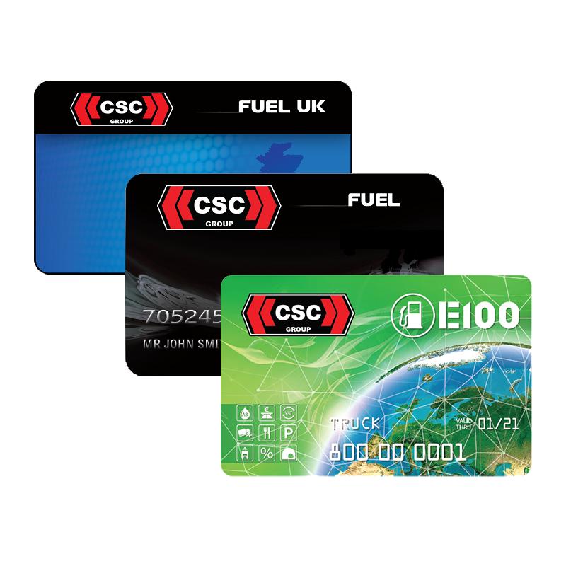 design1 - Fuel Cards